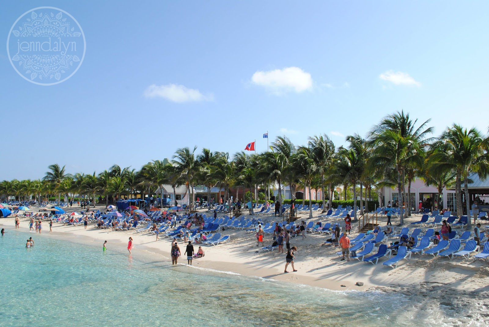 grand turk beach cruise port