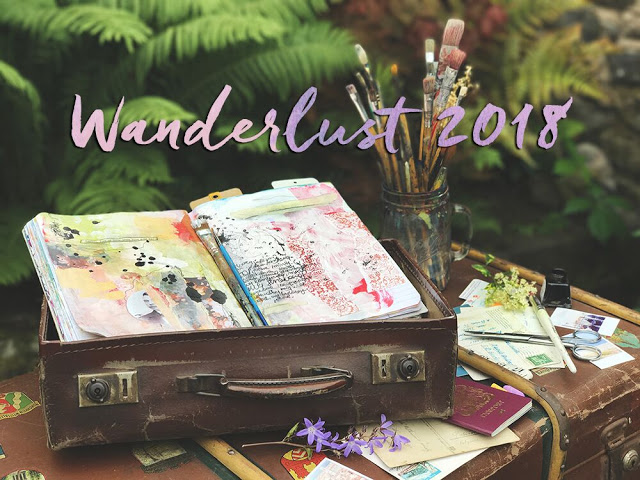 wanderlust 2018 art classes